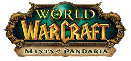 Mists of Pandaria logo calk