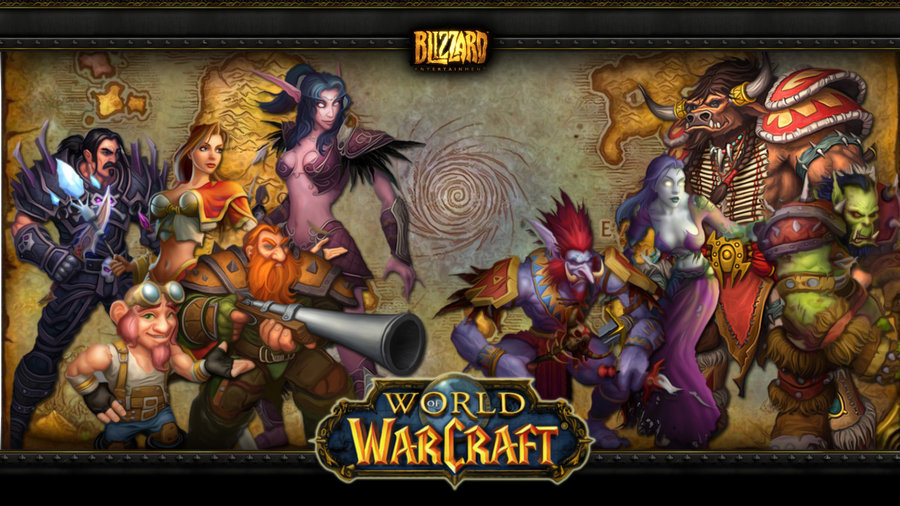 world of warcraft classic rus