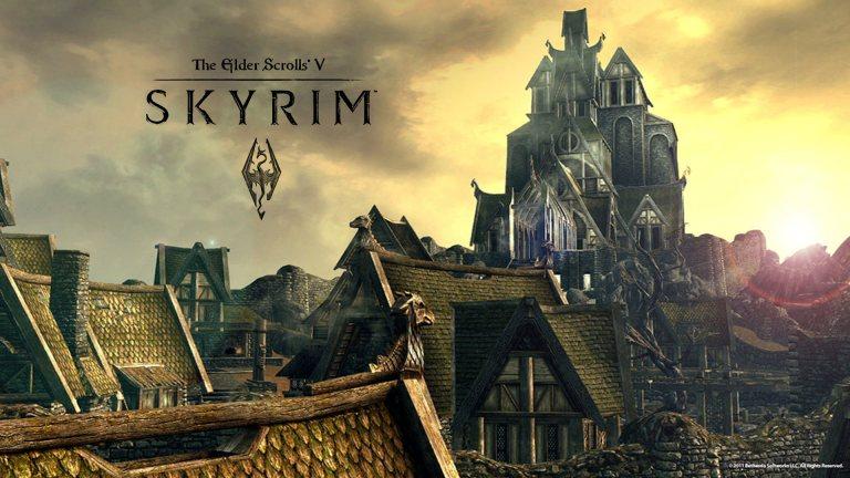 Скачать Готовую Сборку Skyrim img-1